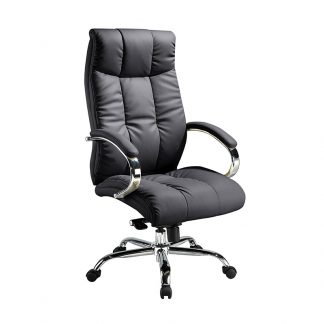 Large backrest high-density office chair by Alpha