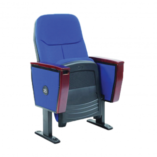 Alpha Industries fade-resistant auditorium chair