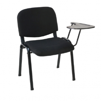 Lecture chair with a writing pad by Alpha Industries