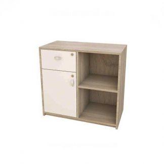 Melamine range wooden office cupboard by Alpha