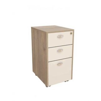 Steel based 3 drawer office furniture by Alpha Sri Lanka