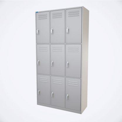 Secure Workmen locker by Alpha Industries Sri Lanka
