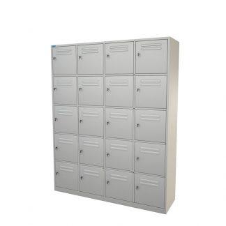 Buy the secure metal workmen locker from Alpha Industries