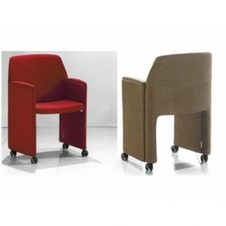 Soft seating chair from Alpha