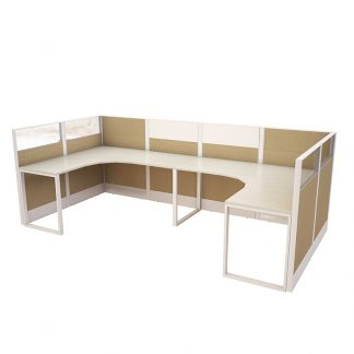 Buy office partitions-2 cluster by Alpha Sri Lanka