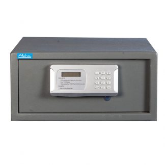 Hotel safe with digital security by Alpha Industries Sri Lanka