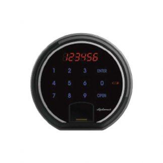Alpha Industries Black biometric lock