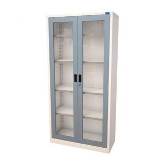 Standard Sahara library cupboard with adjustable shelf by Alpha Sri Lanka