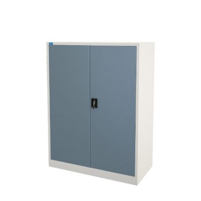 Medium-sized Sahara Steel Cupboard with secure lock by Alpha