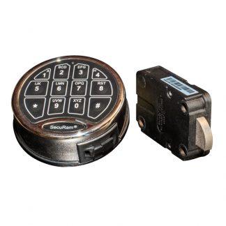 Time lock delay key by Alpha Sri Lanka