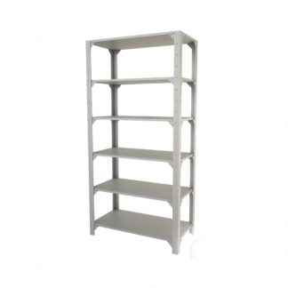 Slotted Angle Rack Standard by Alpha Industries