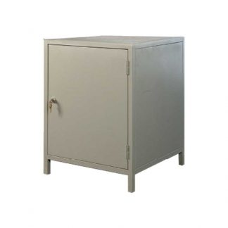 Grey safe stand by Alpha Industries
