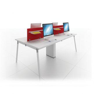 Bristol Ergonomic office workstation by Alpha Industries