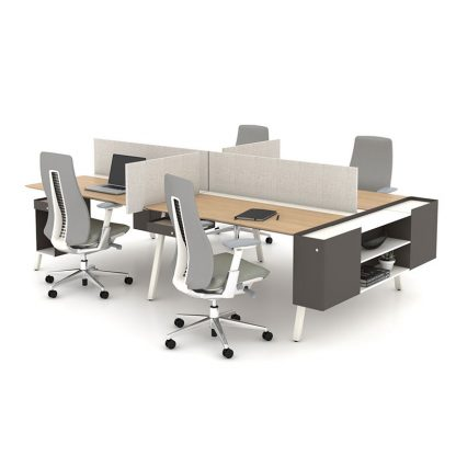 Intuity partition dynamic workstation from Alpha Industries